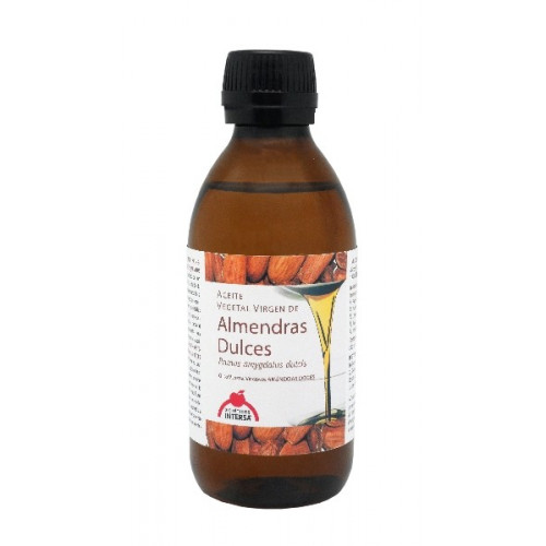ACEITE ALMENDRAS DULCES 250 ML. INTERSA