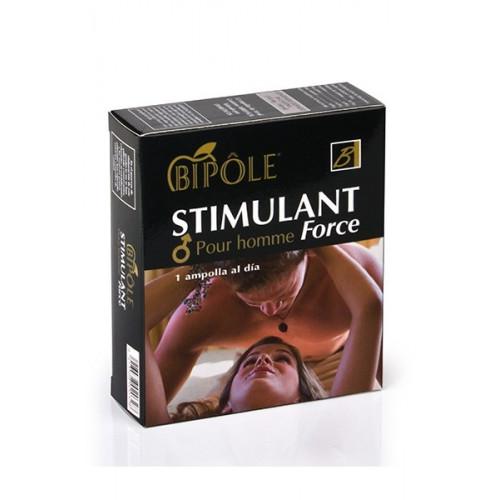 STIMULANT FORCE POUR HOMME 20 AMP. BIOPOLE