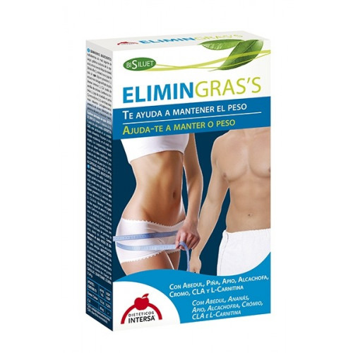 ELIMIN GRAS 60 CAP.INTERSA