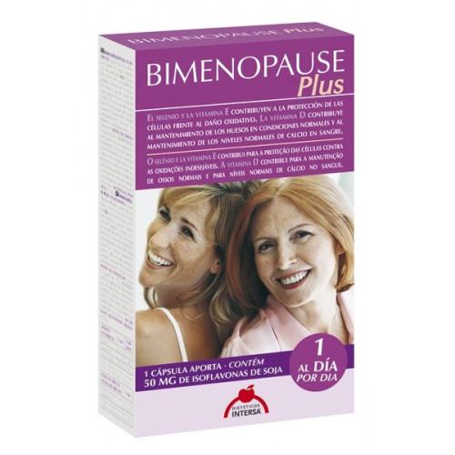 BIMENOPAUSE PLUS 30 CAP.INTERSA