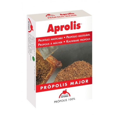 APROLIS PROPOLIS MAJOR MASTICABLE INTERSA