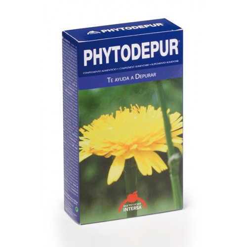 PHYTODEPUR LINFATIC 60 CAP. INTERSA