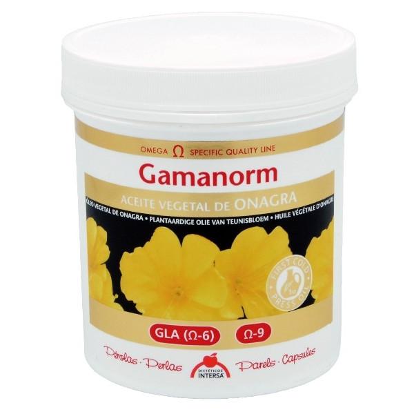 GAMANORM 400 CAP.(AC. ONAGRA). INTERSA