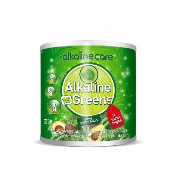 GREENS 220GR (ALKALINE 16 GREENS) ALKALINE CARE
