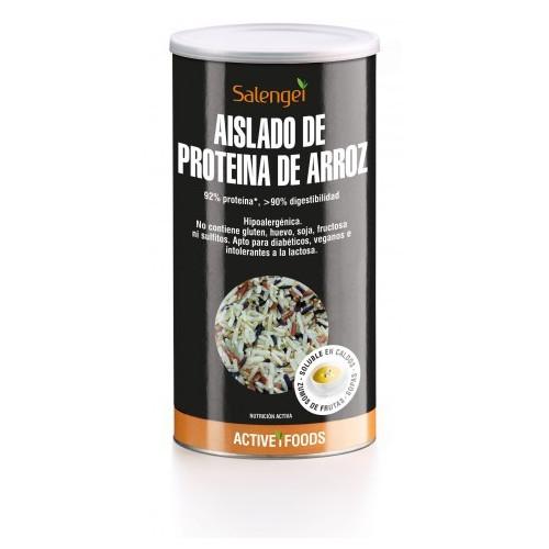 PROTEINA ARROZ 500 GRS ACTIVE FOODS SALENGEI