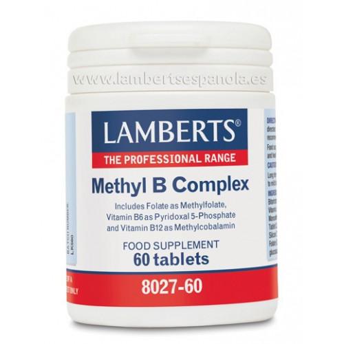 METHYL B COMPLEX 60 TAB LAMBERTS