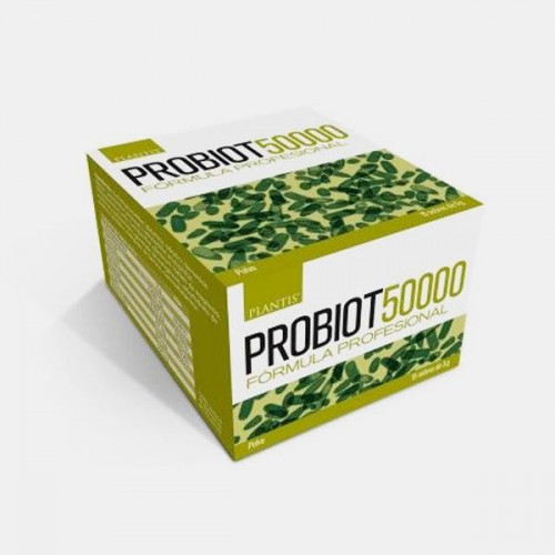 PROBIOT 50000 FORMULA PROFESIONAL 15 SOBRES PLANTIS ARTESANIA A