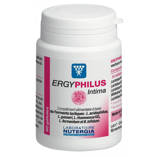 ERGYPHILUS INTIMA 60 CAP NUTERGIA
