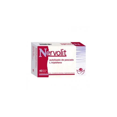 NEVROLIT (NERVOLIT) 40 CAPS. BIOSERUM