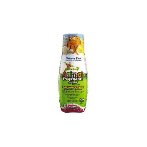 ANIMAL PARADE MULTIVITAMIN LIQUILICIUS 240 CC NATURES PLUS
