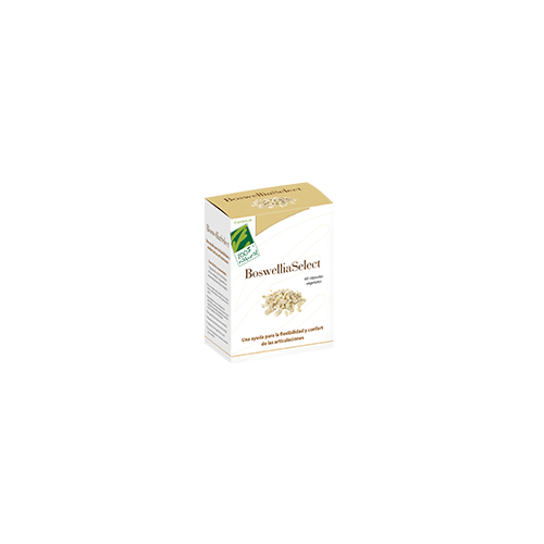BOSWELLIASELECT 60 CAP CIEN POR CIEN NATURAL