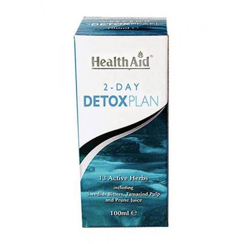 DETOX PLAN WEEKEND 100 ML HEALTH AID NUTRINAT