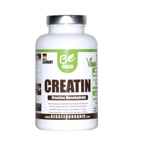 CREATIN VEGAN 120 CAP BE GREEN (BEGREEN)