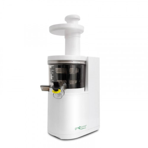 GREENZYME EXTRACTOR ZUMO COLD PRESS REGALO ROLLO MEDIDOR PH ALKALINE CARE