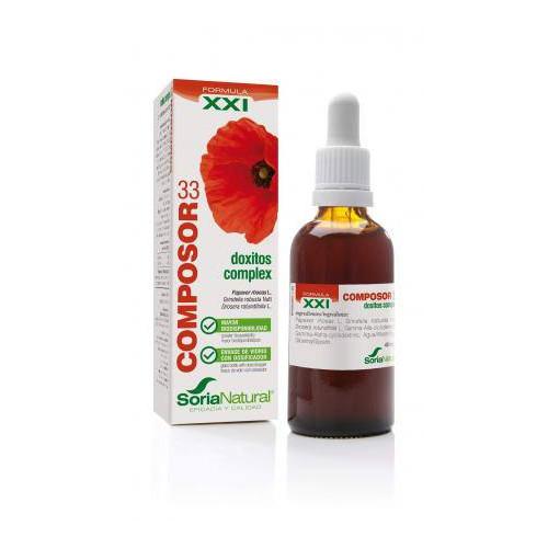 COMPOSOR 33 XXI DOXITOS COMPLEX 45 CC SORIA NATURAL