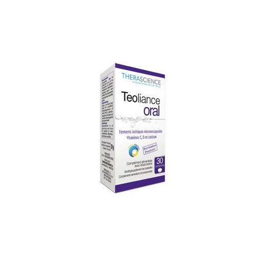 TEOLIANCE ORAL 30 COMP PHYSIOMANCE THERASCIENCE