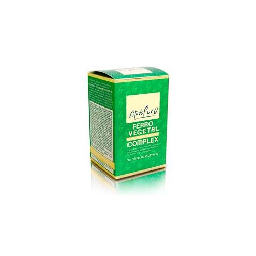 FERRO VEGETAL COMPLEX 30 CAP ESTADO PURO TONGIL