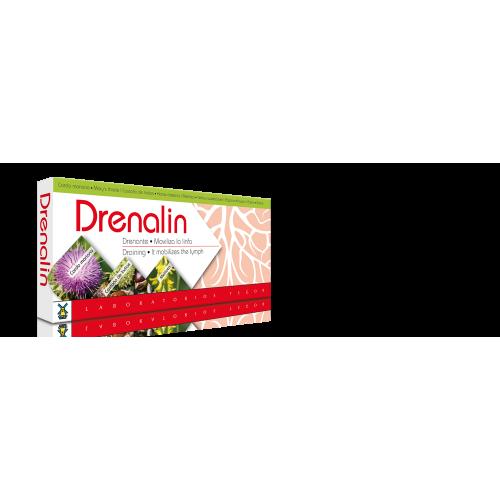 DRENALIN 10 VIALES TEGOR