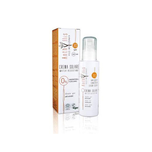 CREMA FLUIDA SOLAR SPF 30 ECO BIO 100 ML ANTHYLLIS