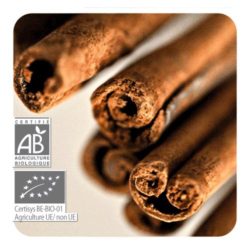 ACEITE ESENCIAL DE CANELA DE CEILAN  BIO (CINNAMOMUM ZEYLANICUM) 5 CC PRANAROM