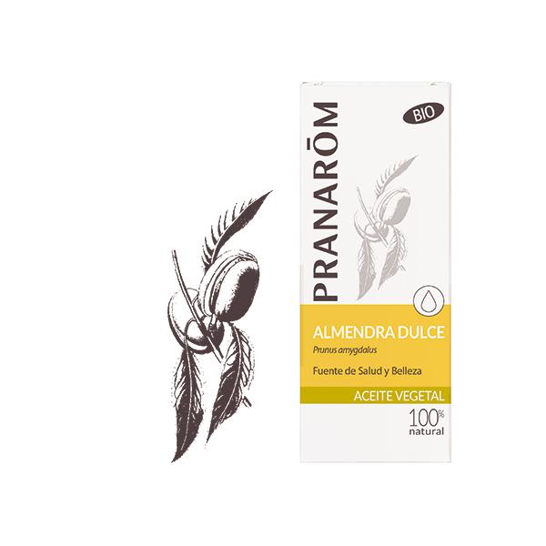 ALMENDRA DULCE ACEITE VEGETAL VIRGEN (PRUNUS AMYGDALUS) 1 L PRANAROM