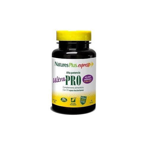 ULTRA PRO EXPRESS 10 CAP NATURES PLUS