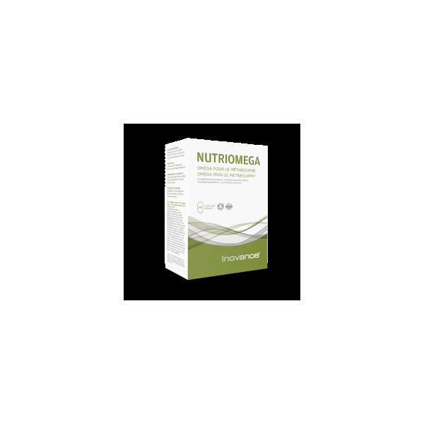 NUTRIOMEGA 60 CAP INOVANCE
