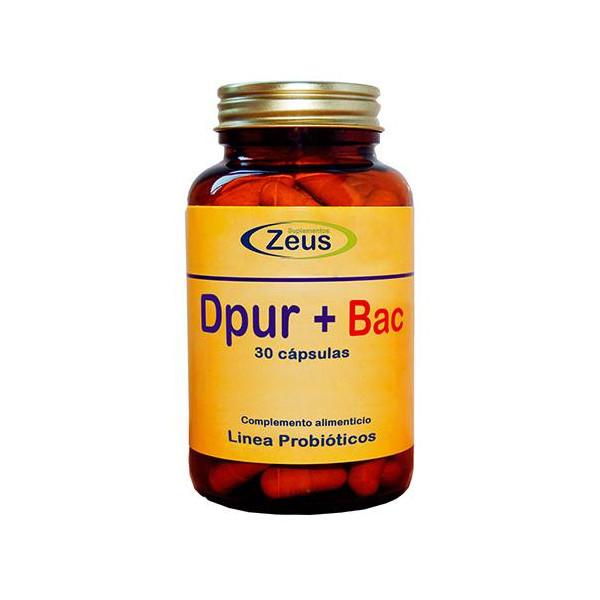 DPUR BAC 90 CAP ZEUS