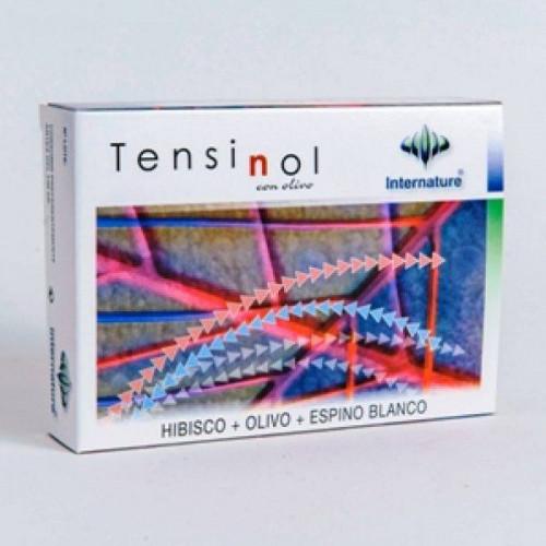 TENSINOL 30 CAP INTERNATURE