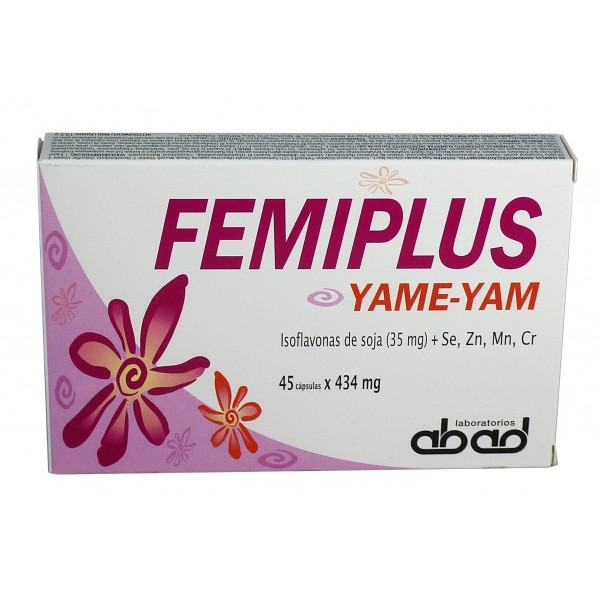 FEMIPLUS 45 CAPS ABAD-KILUVA