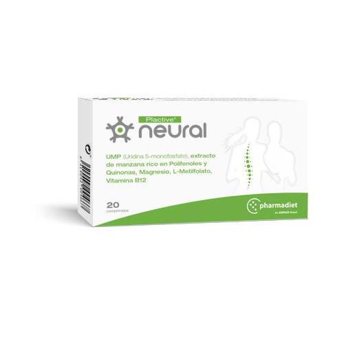 PLACTIVE NEURAL 20 COMP PHARMADIET