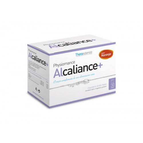 ALCALIANCE + 30 SOBRES PHYSIOMANCE THERASCIENCE