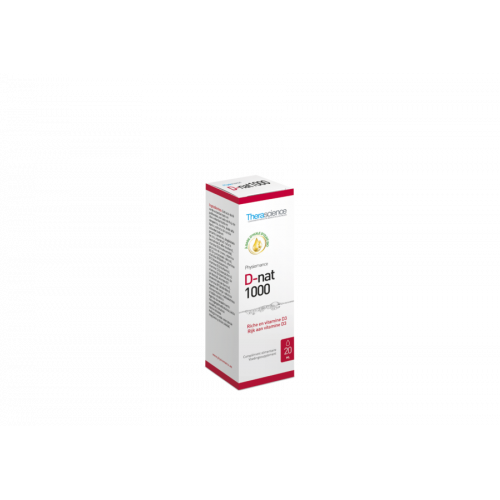 D-NAT 1000 (VITAMINA D) 20ML PHYSIOMANCE THERASCIENCE