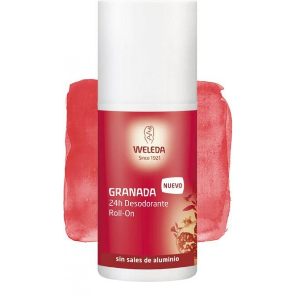WELEDA GRANADA DESODORANTE ROLL - ON 50 ML