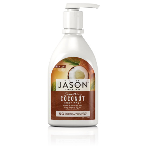 GEL DUCHA COCO SMOOTHING COCONUT BODY WASH 887 CC JASON