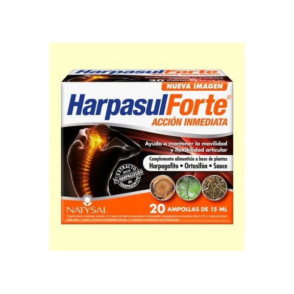 HARPASUL FORTE 20 AMP NATYSAL