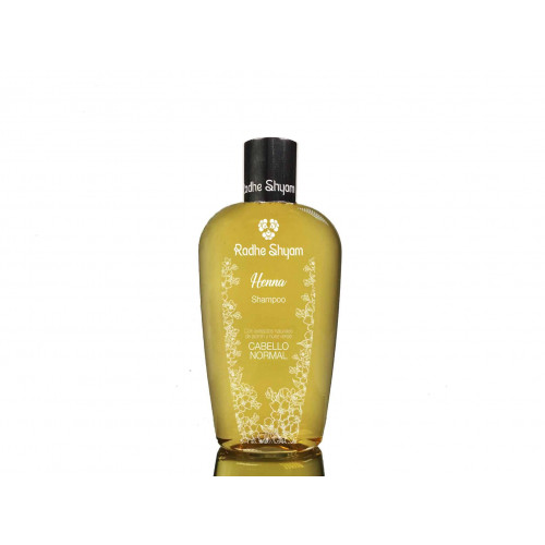 CHAMPU HENNA CABELLO NORMAL 250 ML RADHE SHYAM
