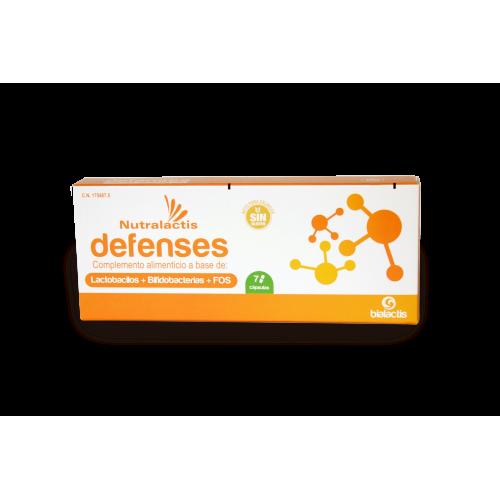 NUTRALACTIS DEFENSES  7 CAP