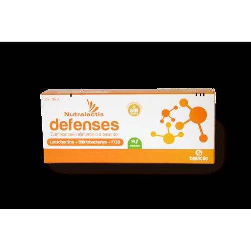 NUTRALACTIS DEFENSES  14 CAP