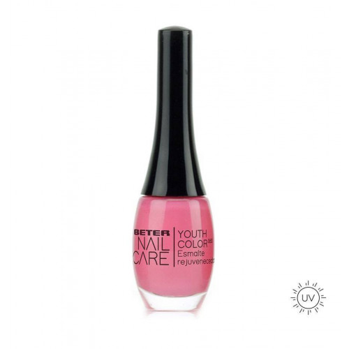 YOUTH COLOR BETER NAIL CARE 065 DEEP IN CORAL 11 ML