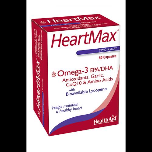 HEARTMAX 60 CAPS HEALTH AID