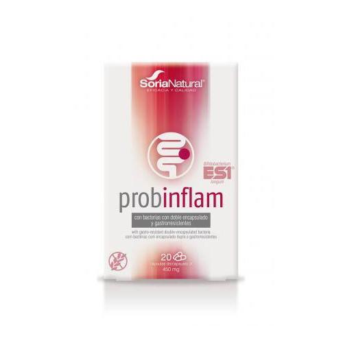 PROBINFLAM 20 CAP SORIA NATURAL