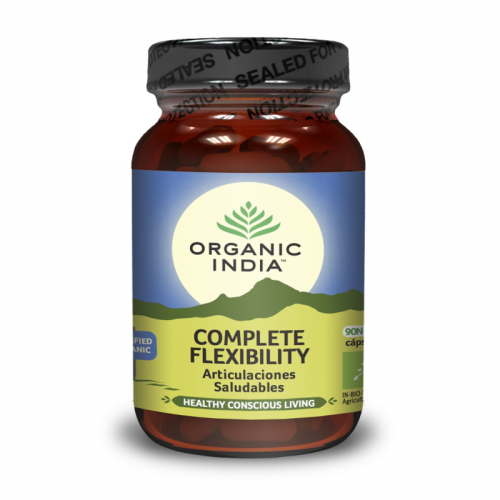 COMPLETE FLEXIBILITY 90 CAPS ORGANIC INDIA