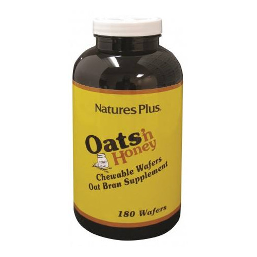 SALVADO AVENA CON MIEL (OATS & HONEY) 180 COMP MAST NATURES PLUS