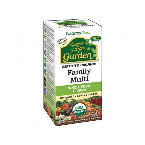 FAMILY MULTI GARDEN 60 COMP MAST NATURES PLUS