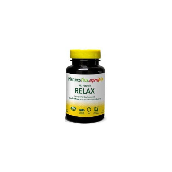 RELAX EXPRESS 30 COMP NATURES PLUS