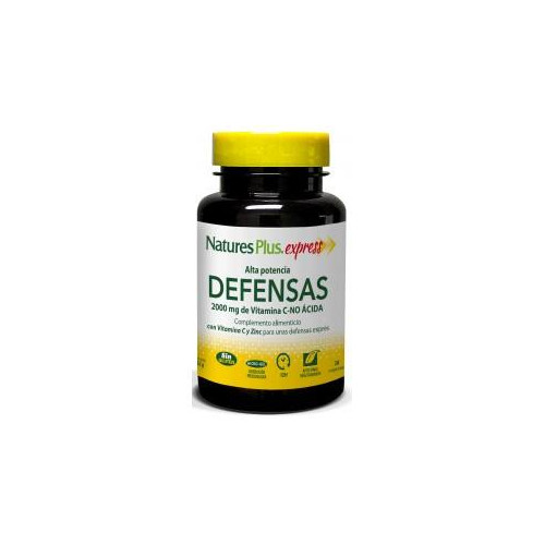 DEFENSAS EXPRESS 30 COMP NATURES PLUS