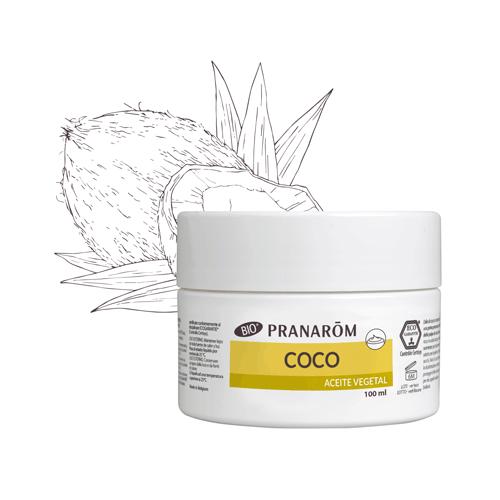 COCO ACEITE VEGETAL BIO 100 CC PRANAROM