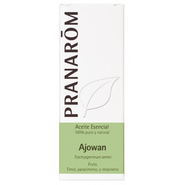 ACEITE ESENCIAL DE AJOWAN (TRACHYSPERMUM AMMI) 10 CC PRANAROM
