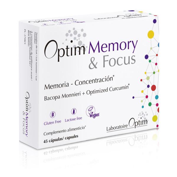 OPTIM MEMORY FOCUS 45 CAP BIONOTO